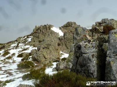 Siete Picos - Valle la Fuenfría; la barranca navacerrada; viajes puente de mayo